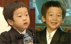 (Superman Returns) Seoeon and Seojun Transform Into Adorable Flower Boys