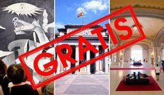 Guía para ir gratis a los museos en España