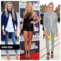 CELEB STYLE: GABRIELLA WILDE  Model/ actress rocks boy-meets-girl style!   Which is your favourite look?