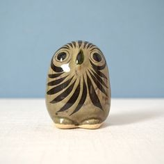 Mexican Hand Painted Owl, $20, now featured on Fab.