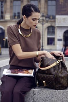 Louis Vuitton  CLICK THIS PIN if you want to learn how you can EARN MONEY while surfing on Pinterest