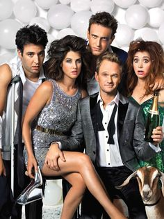 How I met your mother cast : Josh Radnor, Cobie Smulders, Jason Segel, Neil Patrick Harris, Alyson Hannigan. How I Met Your Mother, Ted Mosby, Entertainment Weekly, Josh Radnor, Josh Duhamel, Thats 70 Show, Neil Patrick Harris, Bd Comics, Alyson Hannigan