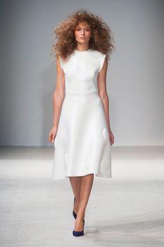 Gosia Baczyńska wiosna-lato 2014, Paris Fashion Week / fot. Imaxtree