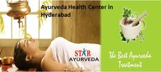 Star Ayurveda hospital is one of the top ayurvedic hospitals in india. Star Ayurveda clinics strives to deliver high quality Ayurvedic treatment in Hyderabad.Starayurveda  Hospital offers the highest standards of treatment and care that not only relieves the patient from health problems but also brings about a greater vitality to their lives.  Visit@https://goo.gl/WRpvPA 9959911088 #ayurvedacentersinhyderabad