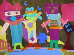 *Fun Art 4 Kids--Picasso with 4th grade
