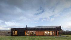 친환경 아이디어로 아름다운 자연을 품은 주말주택 디자인 (출처 Juhwan Moon)