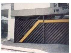 Portão p/ Garagem PANALUM - 01 - Irmãos Batista