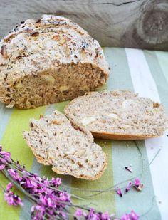 Frisch gebackenes Brot am frühen Morgen!