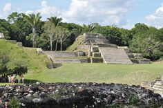 Altun Ha Mayan Ruins, Belize.  Nice ruins to see -- very few tourists around and a beautiful setting.