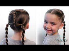 Astonishing French Twist English Youtube Frisuren Fuer Girls Pinterest Short Hairstyles Gunalazisus
