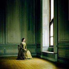 Lady Dedlock (Gillian Anderson) of Bleak House, BBC 2005