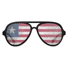 Liberia Aviator Sunglasses