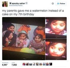 This birthday party. | 19 Picture Tweets About Parents That Will Make You Laugh Way Harder Than You Should