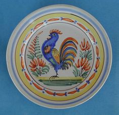 Old Quimper Pottery - French Pottery. |Pinned from PinTo for iPad|
