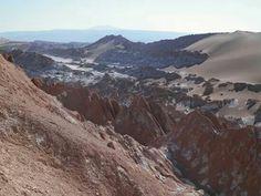 Valle de la luna - Chile '13