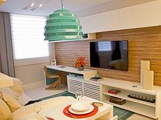 dcoracao.com - blog de decoração: 3 dicas para espaços pequenos, direto de um apê de 35m2.