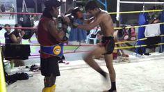 Pad Work Sitjaopho Muay Thai