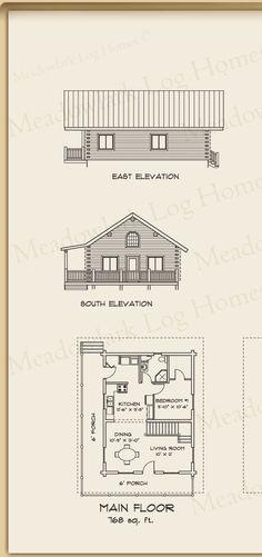 16x28 Zook cabin floor plan | Mountain Bunkies | Pinterest | Cabin ...