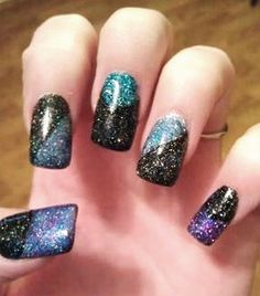 cute acrylic nails - Some pictures of nail art especially with acrylic nail can be seen in this article. Here are some of the cute acrylic nails pictures. Cute Acrylic Nail Designs, Cute Acrylic Nails, Fun Nails, Nail Art Pictures, Some Pictures, Glitter, My Love, Acrylics, Nail Ideas