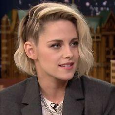 Kristen Stewart on Jimmy Fallon July 2016