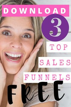 FREE three proven sales funnels for your business. Created by Russel Brunson, they are used by top online marketers. They are working great for me so check them out! Sales And Marketing, Email Marketing, Affiliate Marketing, Digital Marketing, Business Marketing, Business Sales, Online Business, Marketing Strategy Template, Blog Planning