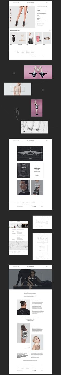 Fashion e-commerce site for modern brand from Saint-Petersburg, Russia. Asya Malbershtein is young and revolutionary fashion brand for outstanding people. It's customers are young and rebel urban dwellers, don't want to waste they're time. So we designe…