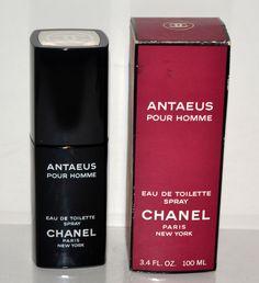 Chanel Antaeus Pour Homme Eau De Toilette Spray