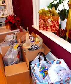 The SPA Ottawa supports The Kanata Food Cupboard every Christmas season. Thank-you for contributing to such a rewarding cause!