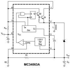 MC34063A design tool