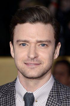 Celeb Diary: Justin Timberlake @ 2013 Screen Actors Guild Awards
