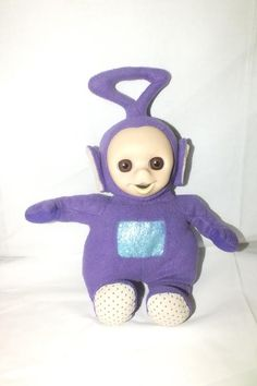 Character Toys - Teletubbie - Tinkie Winkie Soft Toy for sale in Nelspruit (ID:197031932)