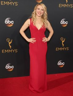 Kate McKinnon at The 68th Primetime Emmy Awards (2016)