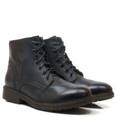 Bota Democrata Rod Preta - Bota Masculina é na Black Boots - BlackBoots