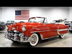 1953 Chevrolet Bel Air - YouTube #GRAutoGallery