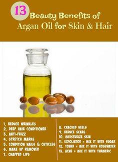 Homemade Moisturizer, Face Scrub Homemade, Moisturizer For Dry Skin, Homemade Skin Care, Argan Oil Hair Treatment, Deep Hair Conditioner, Argan Oil Benefits, Exfoliating Body Scrub, Oils For Skin