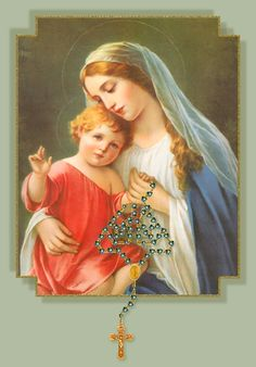 Pray the Rosary often ~ Ask Blessed Mother to intercede on your behalf with her son Jesus. No son will deny a request from his mother.