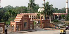 Jahangirnagar University Gate in   Shabhar 1342, Bangladesh