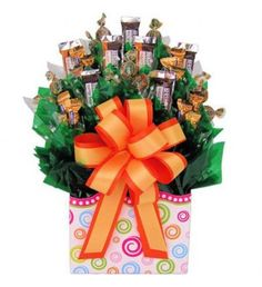 8 Best Candy Bouquet Delivery USA Images