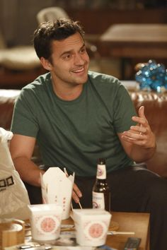 50 Reasons You Can't Stop Crushing on Nick Miller I heart New Girl <3