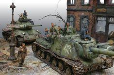 missing-lynx.com - Gallery - Shigeyuki Mizuno's 'Berlin 1945' diorama