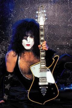 Paul Stanley-Kiss                                                                                                                                                      More