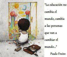 La educación, la base de todo.