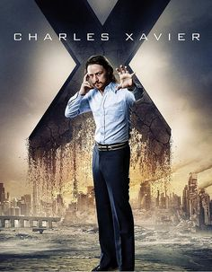 18 Awesome New Character Posters For 'X-Men: Days of Future Past' | moviepilot.com