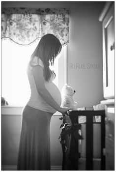 As a photographer, I often capture maternity photos.