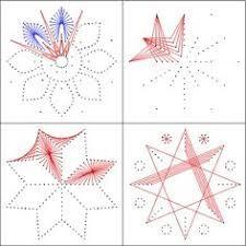 Resultado de imagen de plantillas string art