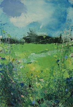 """No.2 - """"Tangled Hedgerow"""" by Sandy Dooley (3-9 June)"""