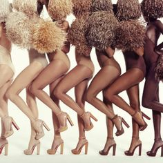 Christian Louboutin Is Expanding Its Nude Shoe Collection to Be Even More Inclusive