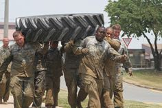 #USArmy Soldiers conduct physical training during a unit event at Camp Humphrey, South Korea, May 29, 2015