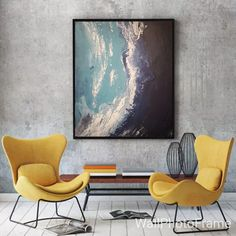 Items similar to Acrylic Abstract Painting - Merging Oceans - - Ocean Theme by Catb on Etsy Stores, Painting, Frankfurt Main, Etsy, Abstract, Artwork, Interiordesign, Instagram, 3d