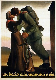 Dante Coscia, Kiss Your Mother and Go, 1944